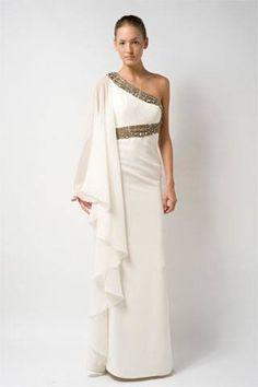 Grecian Style Wedding Gowns