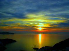 https://flic.kr/p/9qCN2d | Will sun prevail ? | Astypalaia island 2010 On Explore #137