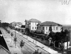 1920 - Rua Maranhão. Foto de Guilherme Gaensly. Acervo do Instituto Moreira Salles.