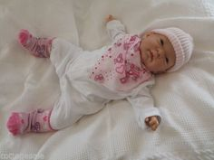 E-una-ragazza-Baby-Shower-gcls-lt-peso-per-i-giovani-COLLECTOR-RINATO-BAMBOLA-REGALO-DI-NATALE