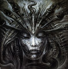 The brilliant art of H.R. Giger