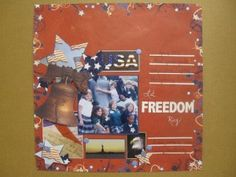 Let Freedom Ring by Monica