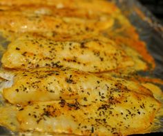 Catfish and Tilapia in Indian spices | Kitchening Around