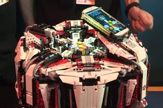 Lego robot crushes Rubik's Cube world record with superhuman speed | The Verge