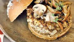 10 idées de burgers aux légumes