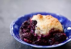 Blackberry Cobbler | Recipes Simplified