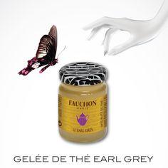 Gelée de thé Earl Grey #Gelée #TeaTime #EarlGrey #Breakfast