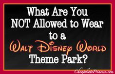 what can't you wear in a Disney park, what oiutfits are banned from Disny theme parks, can adults wear costumes to Disney World, can adults dress as Disney Characters at Disney World