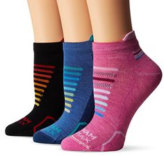 Wigwam Women's Ironman Spectrum Pro Low Cut Running Sock 3-Pack - http://dressfitme.com/wigwam-womens-ironman-spectrum-pro-low-cut-running-sock-3-pack/