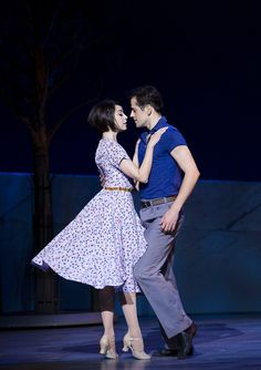 Leanne Cope and Robert Fairchild in the new Broadway play, AN AMERICAN IN PARIS. I have fallen in love with this play. The choreography is absolutely amazing and the songs are so sweet! Broadway Plays, Broadway Theatre, Musical Theatre, Broadway Shows, Broadway Nyc, Theatre Costumes, New Broadway Musicals, Oscar Winning Films, An American In Paris