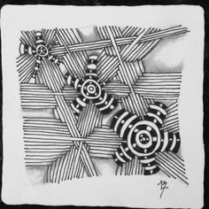 Arukas Zentangle Challenge Made by Joey
