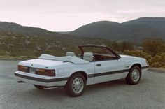Mustang Through the Years: 1985 Ford Mustang