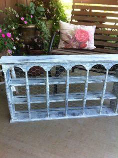 Cute shabby chic shelf