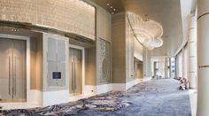 Image result for shangrila bonifacio Elevator Lobby, Lobbies, Oversized Mirror, Image, Furniture, Beautiful, Home Decor, Decoration Home, Room Decor