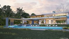 30  Yet to be Built Modern Dream Homes by SAOTA – Part 1