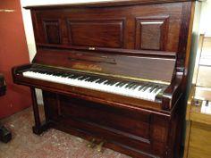 Knauss Coblenz Upright Piano.