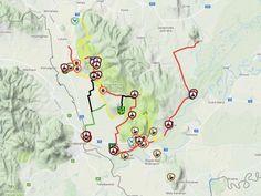 Cyklotrasy Tokaj, Košice region, Slovensko Map, Pictures, Location Map, Maps, Paintings, Clip Art