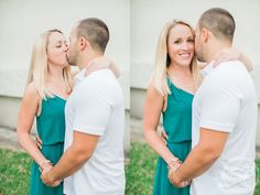 University of Tampa Engagement Session  » annie agarwal photography