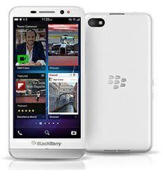 Hi everyone, I left my white Blackberry Z30 phone with a broken screen in a…