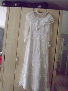 Robe de mariée style rétro