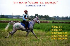 """EL RAID: Resultados Provisionales del VII Raid Hípico """"Club..."""