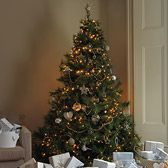 Buy At Home > Christmas Decorations > LED Garland Battery Fairy Lights from The White Company