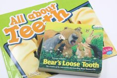 This week pairs the main text, Bear's Loose Tooth, with a nonfiction selection!