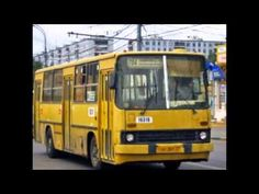 Moscow Ikarus bus collection