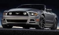 2013 Ford Mustang-make it black please!
