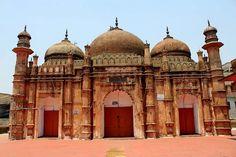 Khan Mohammad Mridha's Mosque at Old Dhaka.