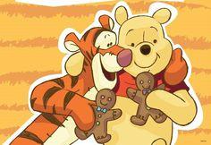 Disney's Winnie the Pooh:) Tigger And Pooh, Winne The Pooh, Winnie The Pooh Quotes, Winnie The Pooh Friends, Pooh Bear, Eeyore, Disney Winnie The Pooh, Disney Love, Disney Pixar