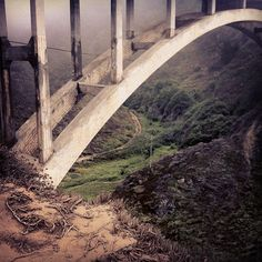 Bridge - Big Sur, CA