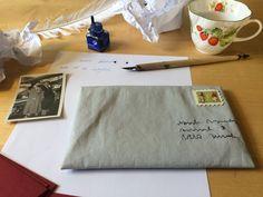 Blog-Brief – Nähanleitung für einen Briefumschlag aus Stoff
