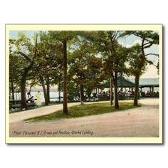 Clarks Landing, Point Pleasant, New Jersey Vintage