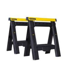 Adjustable Sawhorse (2-pack)