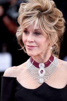 Jane Fonda at the 'Youth' Premiere - The 68th Annual Cannes Film Festival - 2015