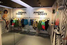 Pop Up Store Adidas + London Fashion Week