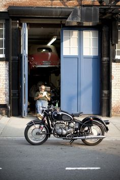 …love a clean vintage BMW. Photo: Glen Allsop