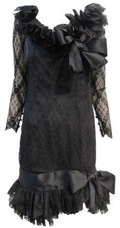Dress  Bill Blass, 1980s  1stdibs.com