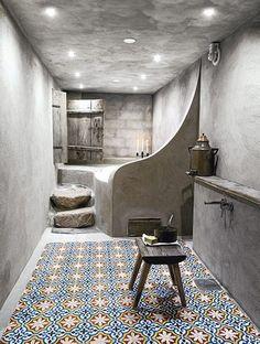 Tadelakt Bathroom Design Ideas 20