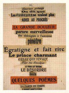 El representante más emblemático del dadaísmo fue Tristan Tzara (1896 - 1963) escritor y poeta francés.