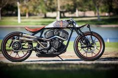 "RSD Custom Indian ""Track Chief"""
