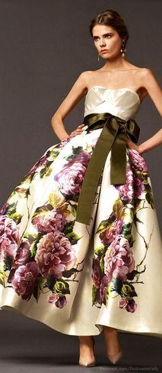 Dolce & Gabbana Woman Collection F/W 2014