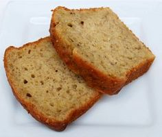 Fast Paleo banana bread/ my sis sent this link to me gonna try this one. looks easy! Peanut Butter Banana Bread, Paleo Banana Bread, Paleo Bread, Bread Diet, Detox Recipes, Paleo Recipes, Paleo Food, Banana Recipes Easy, Fruit Plus