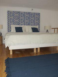Azulejos apartment, in Casas do Pátio.
