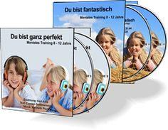Selbstwertgefühl und selbstvertrauen Sparpaket für Kinder von 8 bis 12 Jahren als 2 Doppel-CDs www.kinder-selbstwertgefuehl.de