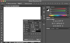 Comment passer Photoshop CS6 beta en Français