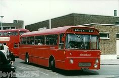 COLOUR BUS PHOTO - MIDLAND RED 5845 | eBay