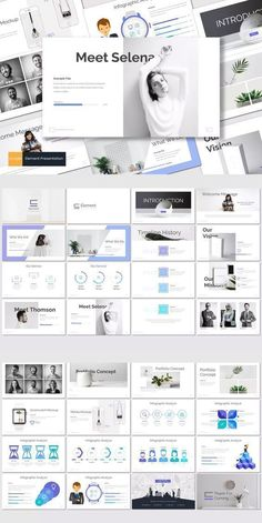 Clean Creative PowerPoint Template