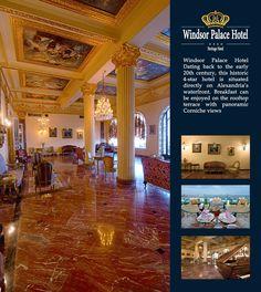 Enjoy your stay at Windsor Palace Hotel. تمتع بإقامتك في فندق وندسور بالاس